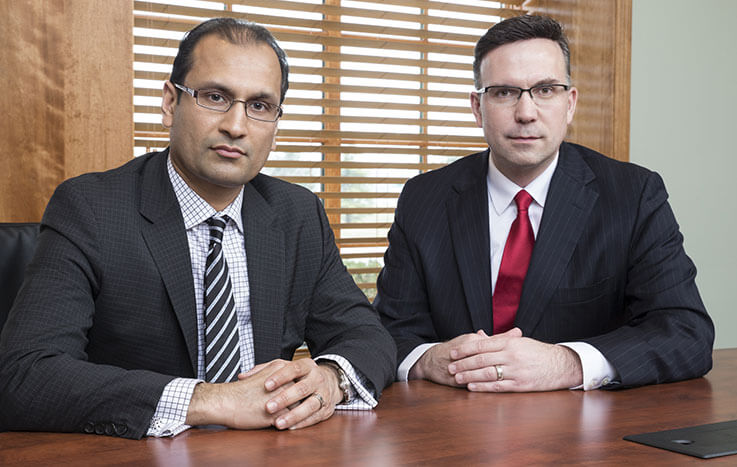 Farhan Hassan & Brian Clausen - St. Paul Divorce Attorneys