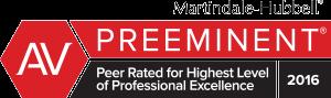 Pre-Emeninent Martindale Logo